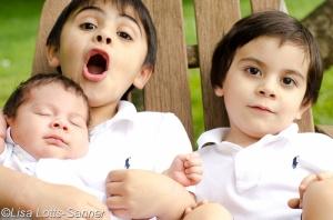 Raul, Niko and Francesco