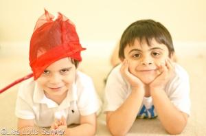 Francesco and Raul